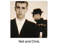 Neil and Chris.